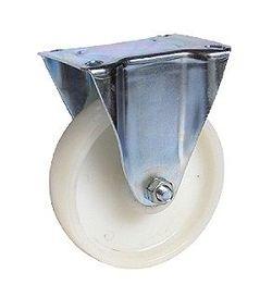 Колесо неповоротное полиамидное – Ø100mm (4062-100)