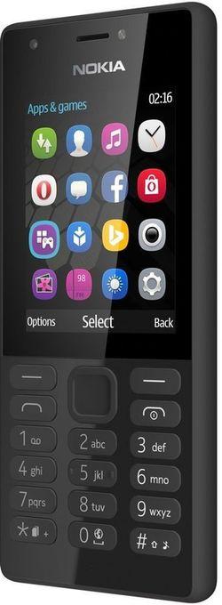 Nokia 216 Duos Black