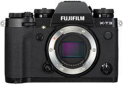 cumpără Aparat foto mirrorless FujiFilm X-T3 black body în Chișinău