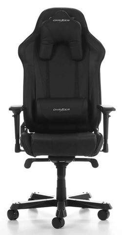 купить Gaming кресло DXRacer Sentinel GC-S28-N-J4, Black/Black/Black в Кишинёве