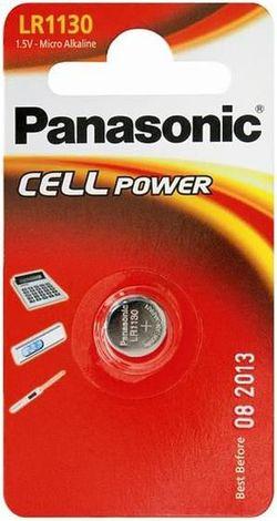 купить Батарейка Panasonic LR-1130EL/1B в Кишинёве