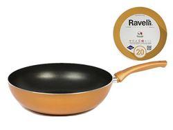 Сковорода WOK Ravelli N20, 28cm