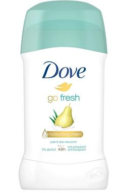 Antiperspirant Dove Pear&Aloe Vera Scent, 40 ml