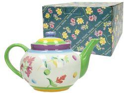 Чайник заварочный 0.8l Tognana Young Blooming керамический