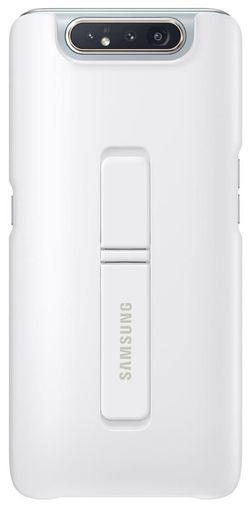 cumpără Husă telefon Samsung EF-PA805 Standing Cover White în Chișinău