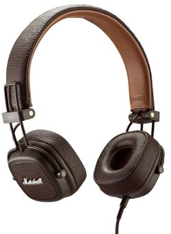 купить Наушники с микрофоном Marshall Major III Brown (4092184) в Кишинёве