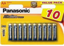купить Батарейка Panasonic LR6REB/10BW в Кишинёве