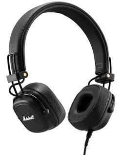купить Наушники с микрофоном Marshall Major III Black (4092182) в Кишинёве
