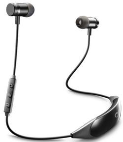Căşti Cellular Line Bluetooth Earphone Stereo Cellular COLLAR Black