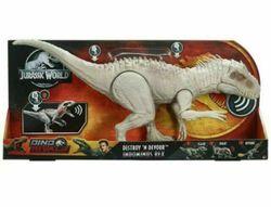 """Figurină Indominus Rex din filmul """"Lumea jurasică"""""""
