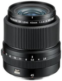 купить Объектив FujiFilm Fujinon GF45mmF2.8 R WR в Кишинёве