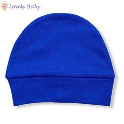 Caciulita С03 albastru inchis