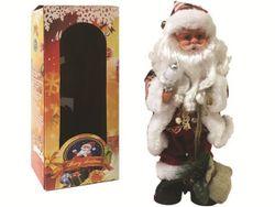 Дед Мороз музыкальный с фонарем