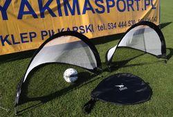 Poarta de fotbal oval Popup 1.2x0.8 m Yakimasport 100025 (1060)