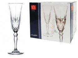 Набор бокалов для шампанского Melodia 6шт, 160ml