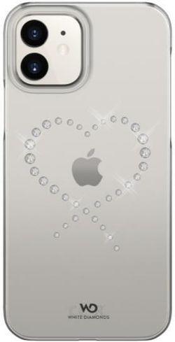cumpără Husă pentru smartphone Hama iPhone 12 mini White Diamonds 192182 în Chișinău