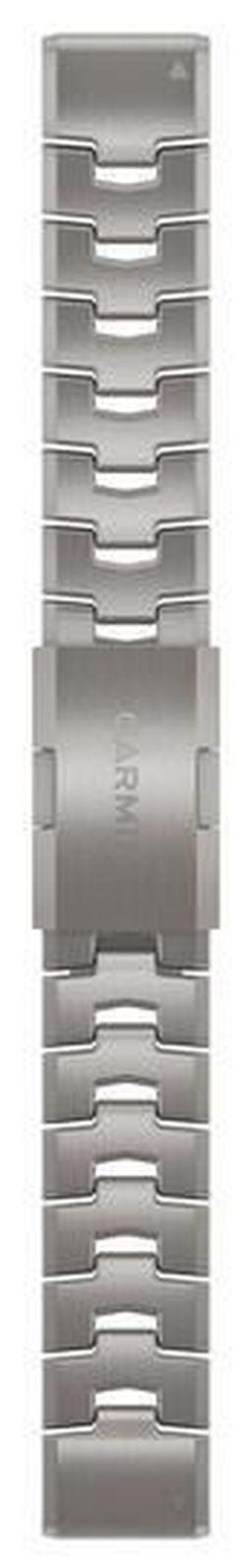 купить Аксессуар для моб. устройства Garmin QuickFit fenix 6 22mm Titanium Band в Кишинёве