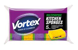 Губки для кухни Vortex, 5 шт.