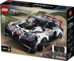 LEGO Technic Гоночный автомобиль Top Gear на управлении, арт. 42109