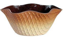 Cupa pentru desert 200ml, D12cm Croque, napolitana, din sticla