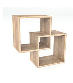 Raft №4 Tetris Stejar Sonoma