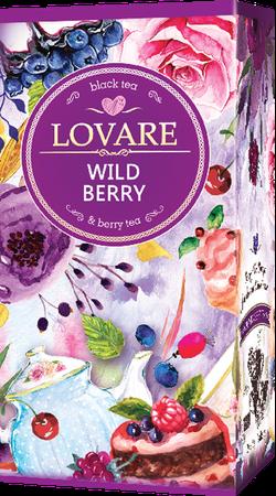 Lovare Wild Berry 24p