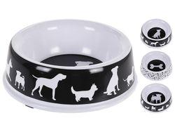 Миска для собак EH D25cm, H7cm, меламин