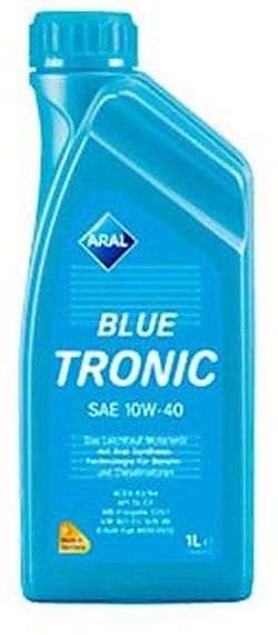 Моторное масло Aral BlueTronic 10W-40 1L
