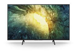 """купить Телевизор LED 43"""" Smart Sony KD43X7055BAEP в Кишинёве"""