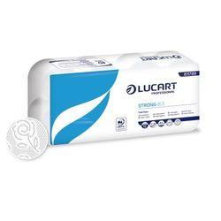 Strong 8.3 - Hîrtie igienică albă 3 str. 250 perforări