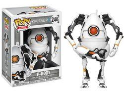 POP! Vinyl Portal 2 - P-Body