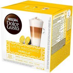 купить Кофе Dolce Gusto Latte Macchiato Vanila 153,3g (8+8capsule) в Кишинёве