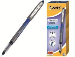 Pix gel roller BIC-537 R0.5, albastru