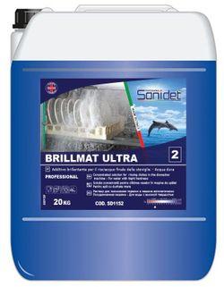 BRILLMAT ULTRA, Концентрированный раствор для ополаскивания и дезинфекции посуды, 20 kg
