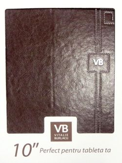 cumpără Husă p/u tabletă VB 10.1 eco-leather Bordo în Chișinău