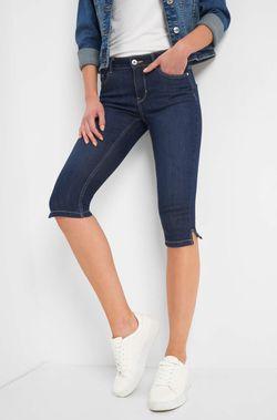Pantaloni ORSAY Albastru inchis 315018