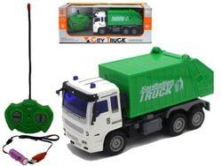 Мусоровоз City truck 1:30 Р/У с аккумулятором