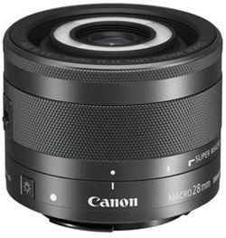 купить Объектив Canon EF-M 28 mm f/3.5 Macro STM в Кишинёве