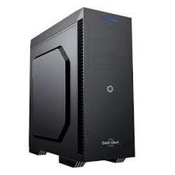 Корпус ATX GAMEMAX Dark Silent, без БП, 3x120мм, шумопоглощающая пена, пылевой фильтр, USB 3.0, черный