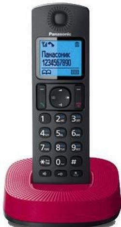 купить Телефон беспроводной Panasonic KX-TGC310UCR в Кишинёве