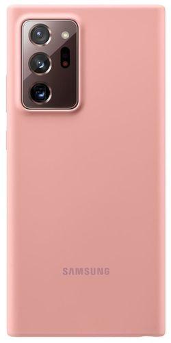 cumpără Husă telefon Samsung EF-PN985 Silicone Cover Copper Brown în Chișinău