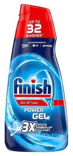 cumpără Detergent mașina de spălat vase Finish 2732 All in One Gel SHI PRO 650ml în Chișinău