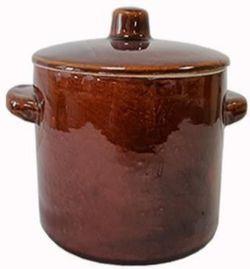 cumpără Formă de copt Promstore 42267 глиняная 1.5l, D16cm în Chișinău