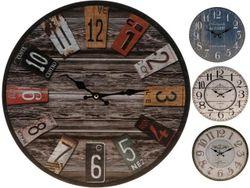 Часы настенные круглые 34cm
