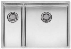 купить Мойка кухонная Reginox R27868 New York 18x40+40x40 в Кишинёве