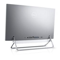 Sistem Desktop Dell Inspiron 7700 Silver/White (i7-1165G7 8Gb 512Gb + 1Tb W10P)