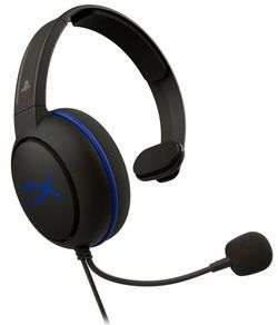 Gaming Headset HyperX Cloud Chat PS4