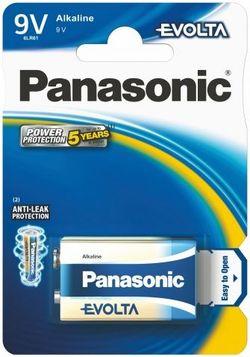 Батарейка Panasonic 6LR61RES1B