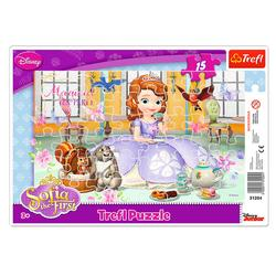 """Puzzle """"15 rame"""" - """"Teatime / Sofia"""", cod 40260"""