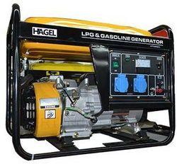 Генератор 6500 CL AC 220В 4.5 кВ Бензин HAGEL